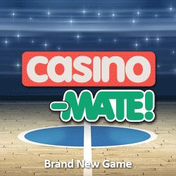 """Casino Mate Casino (Micro) Is Offering NEW Players 100% Match + 30 Spins On """"BasketBall Star"""" Slot For 1st Deposit. No Usa. Slots/Poker/Roulette + More. Offer Here: http://casinondcentral.myfreeforum.org/about361.html"""