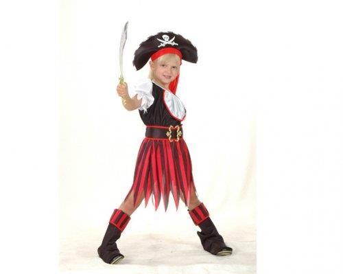 Как сшить новогодний костюм пирата для ребенка