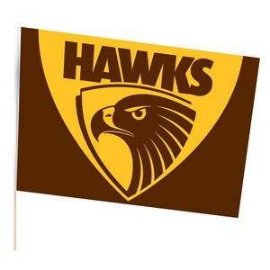 Hawthorn Flag Large Ea COLLECTORS EDITION | Party Supply | Paper Party Supplies and Goods Melbourne