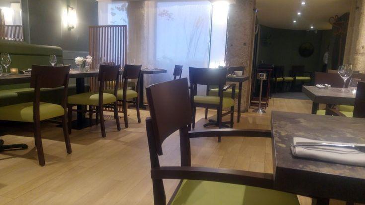 Py Le Restaurant Qui Reveille Les Sens Brunoise De Legumes Gelee De Tomate Lyon Restaurant