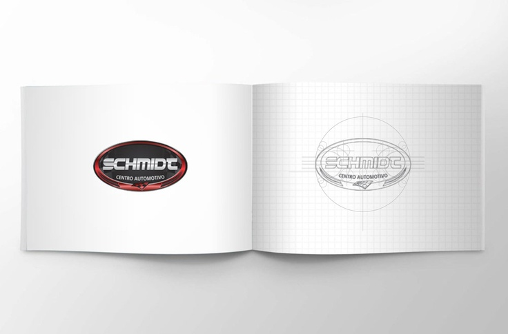 Logotipo Schmidt Centro Automotivo