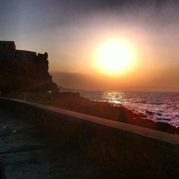 Fortezza Fortress is ideal for a romantic walk at #sunset.