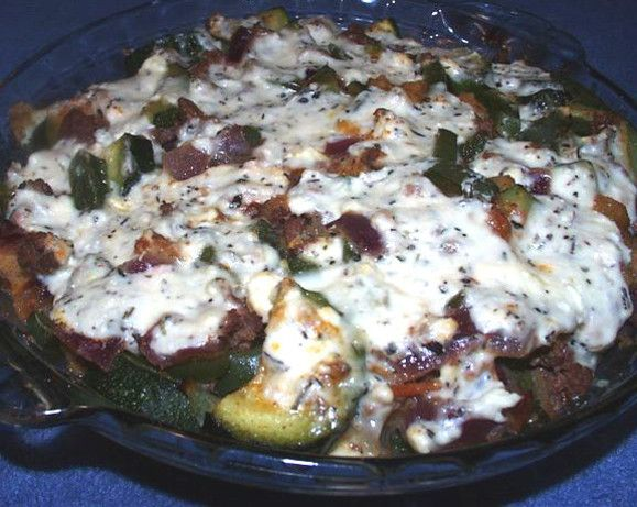 Make and share this Baked Ratatouille recipe from Food.com.