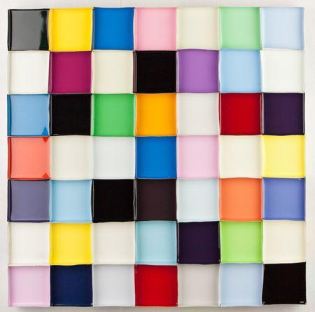 "Janet Sherman ""Color Block"" Contemporary Art Source"