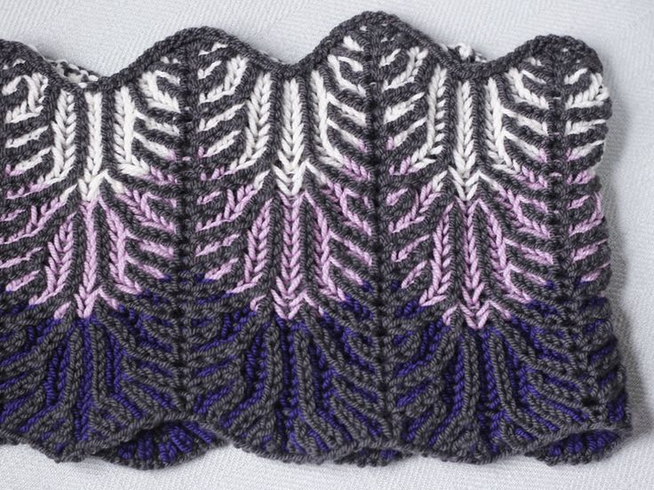Lilac Vines, shown flat