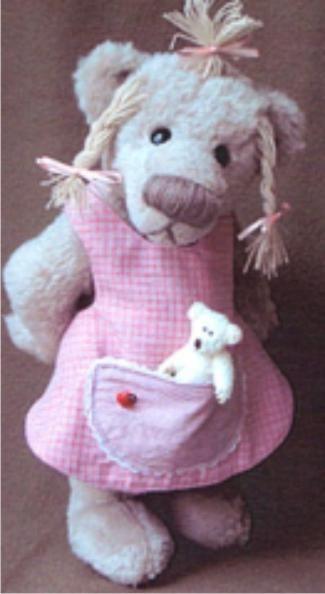 Puppi - Мишки в стиле Тедди - Игрушки-зверюшки - Коллекция Выкроек - Pretty Toys