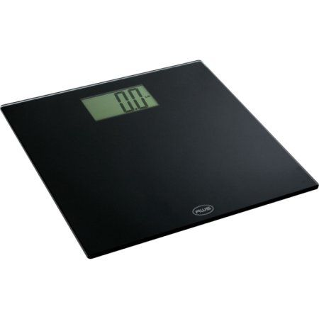 American Weigh Large LCD High-Capacity Digital Scale, Multicolor