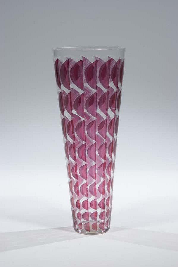 Vase, H: 25,0 cm, 1960