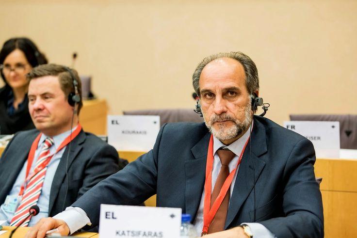 Αντίρριο Ναυπακτίας: Στη συνεδρίαση της Επιτροπής COTER της Επιτροπής τ...