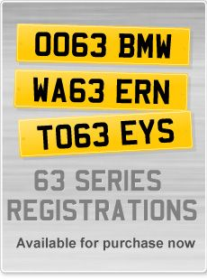 Cherished Number Plates - http://www.private-number-plates.co.uk
