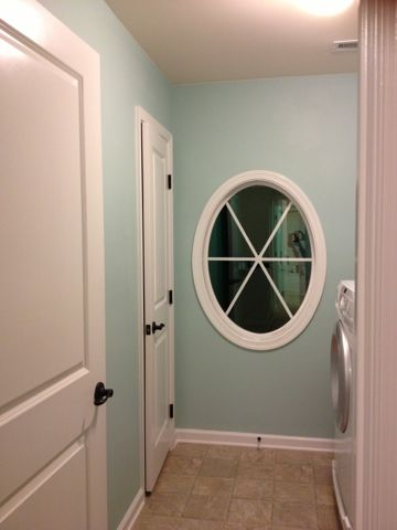 Paint Color Sw Watery Great Home Decor In 2018 Pinterest Laundry Room And