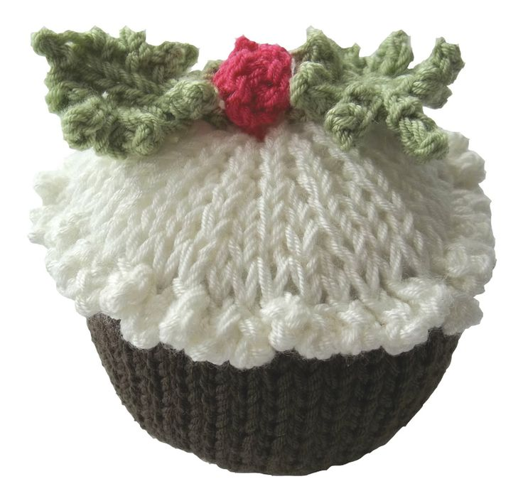 The Design Studio: Christmas Pudding Knitting Workshop and Hand Knitting Patterns