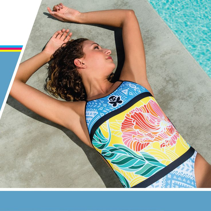 Our Bloom Sexy Back featured in Triathlete Magazine's Annual Swimsuit Issue. Brighten up your swim training by getting yours here: http://www.bettydesigns.com/products/bloom-sexy-back-swimsuit
