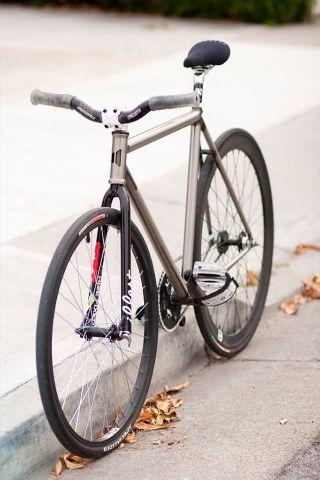 volume cutter... #bike #fixed
