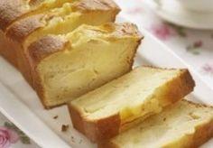 Recept voor Yoghurtcake met appel
