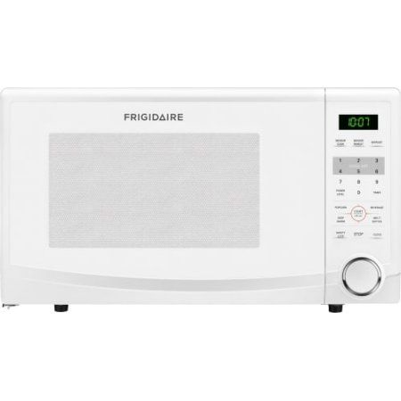 Frigidaire FFCM1134L 1.1 Cubic Foot Countertop Microwave Oven with Easy-Set Star