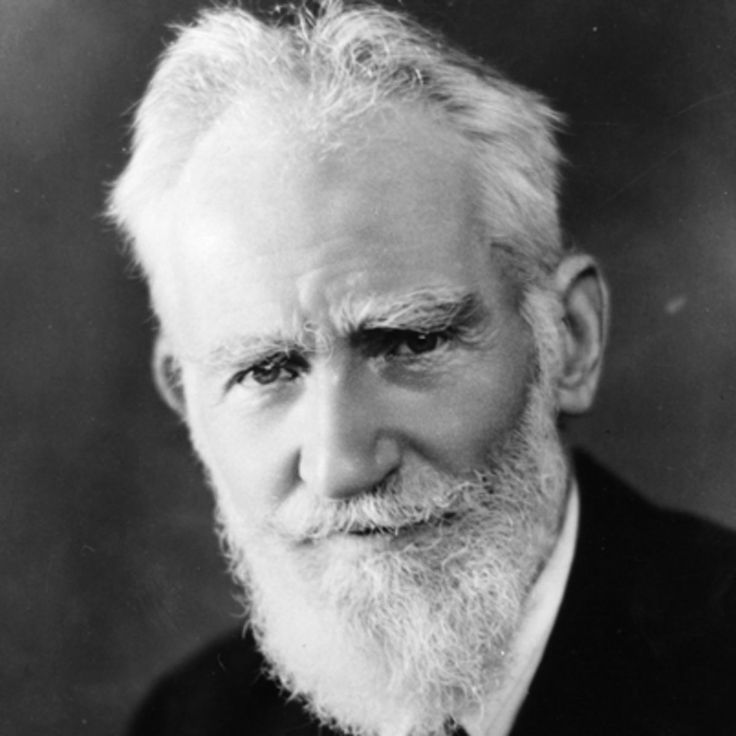 Irish playwright George Bernard Shaw wrote more than 60 plays during his lifetime and was awarded the Nobel Prize in Literature in 1925.