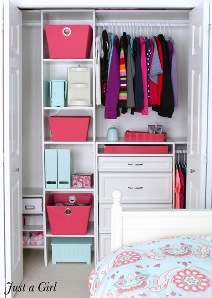 @Jenny Freehardt  I have a small white baby chest that might work in one of your closets.