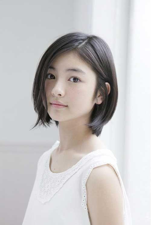 short-hair-asian-chubby-women