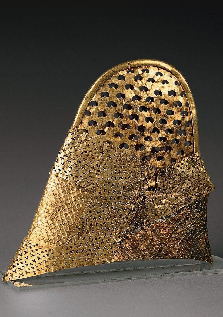 ed06631f816 gold cap silla 5th century     geumgwanchong tomb in. new era ...