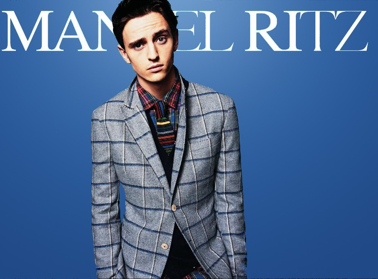 Manuel Ritz - Menswear collection  Autumn Winter 2012 - 2013