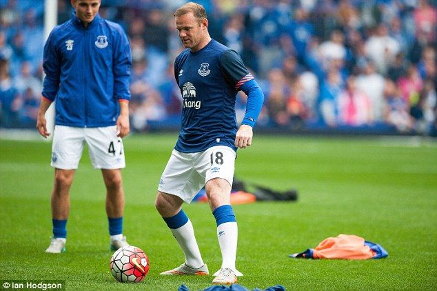 Everton 1-2 Villarreal: Duncan Ferguson testimonial settled by a goal in each half as Wayne Rooney makes cameo appearance