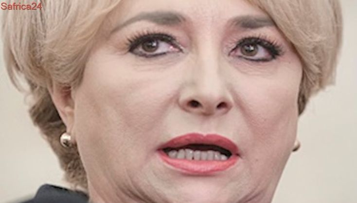 Dancila named Romania's first woman PM