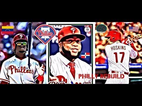 Carlos Santana Signs With Philadelphia Phillies + Phillies Rebuild & Fut...
