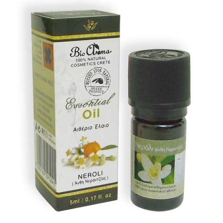 Neroli (flowers of Seville oranges) essential oil 5ml. #BioAroma
