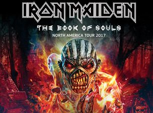 Find and buy Iron Maiden - The Book Of Souls Tour 2017 tickets at the Xfinity Center in Mansfield, MA for Jul 19, 2017 07:30 PM at Live Nation.