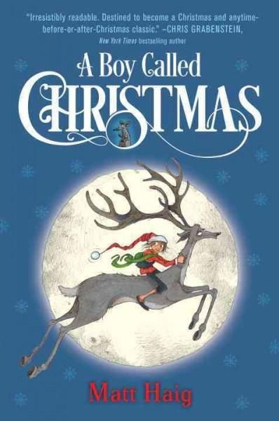 A Boy Called Christmas (Hardcover)