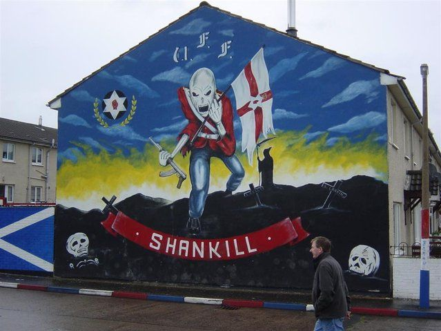 murals in northern ireland art pinterest ireland