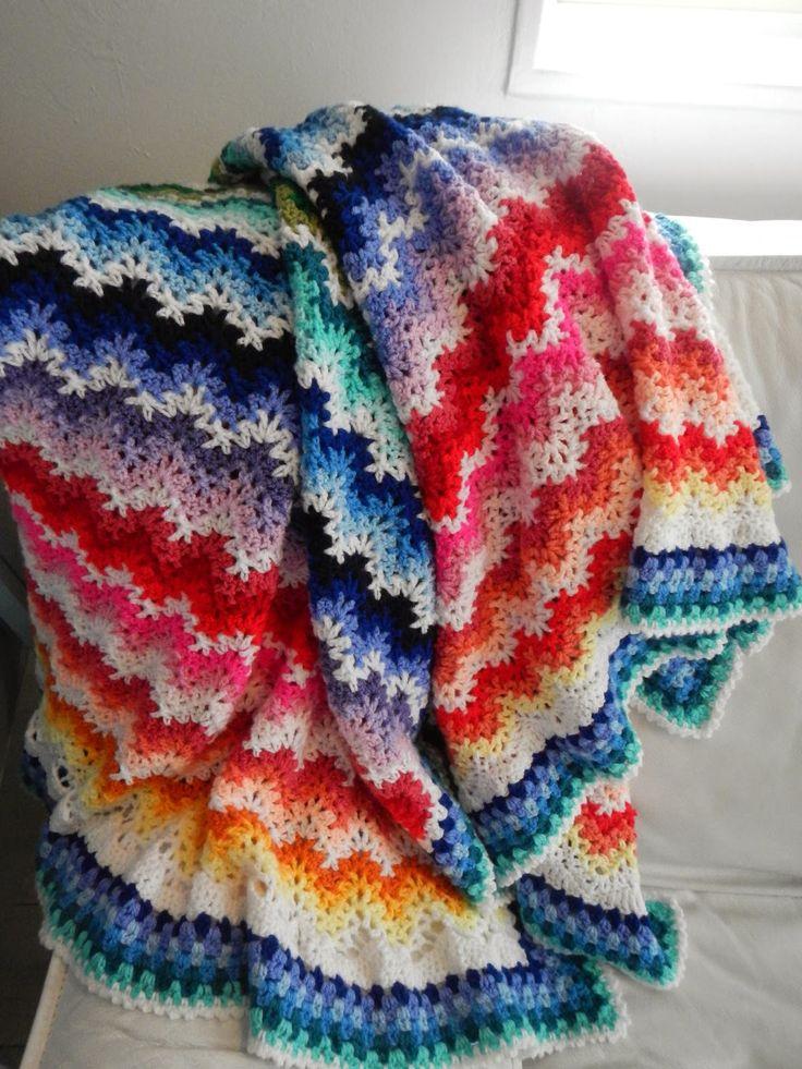23 besten Crochet Yoga Bilder auf Pinterest | Crochet afghans ...