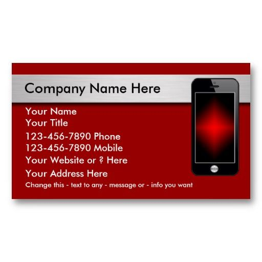 Best Design Your Own Business Card Online Images On Pinterest - Online business card templates