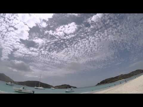 GoPro HD:  Swimming to Sandy Spit BVI.  Swimming to Sandy Spit in the British Virgin Islands with a GoPro HERO3 Plus Black camera on a GoPro head strap mount.  Please share this video and enjoy all of my USVI videos and BVI videos too!