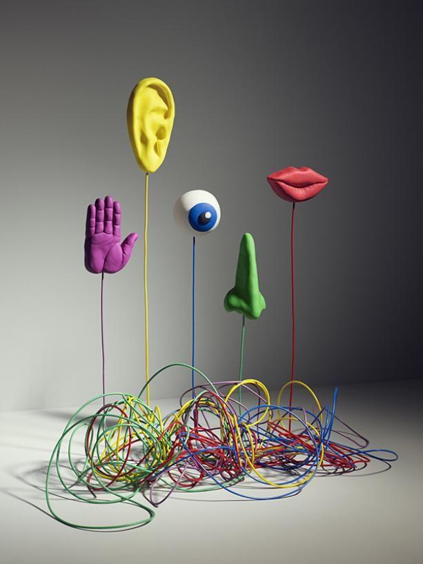 Blink Art - Kyle Bean - Interconnected Sensed