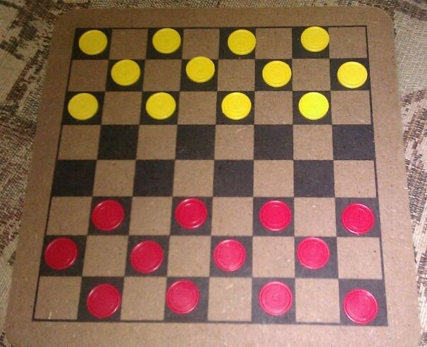 Estrategias para ganar el juego de Damas.
