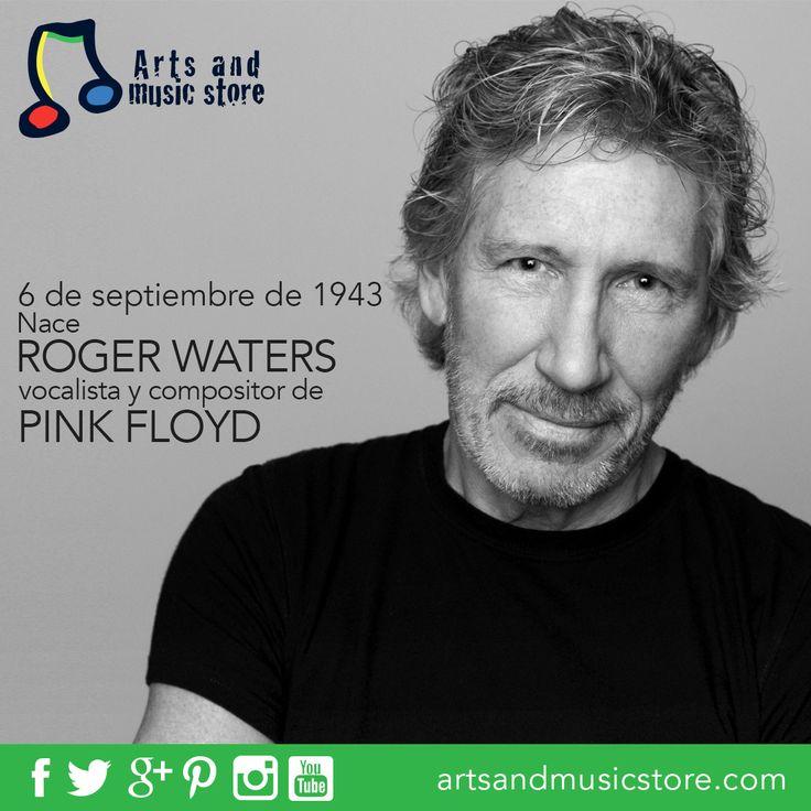 6 de septiembre de 1943 nace Roger Waters, vocalista y compositor de Pink Floyd y de una amplia carrera como solista