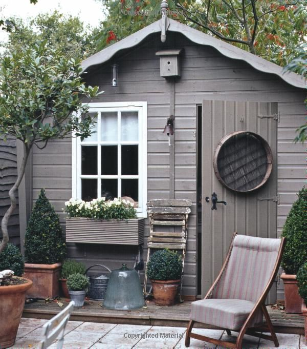 "shed....from ""Shed Chic"""