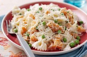 150 family dinners under 500 calories - Sweet potato pasta - goodtoknow