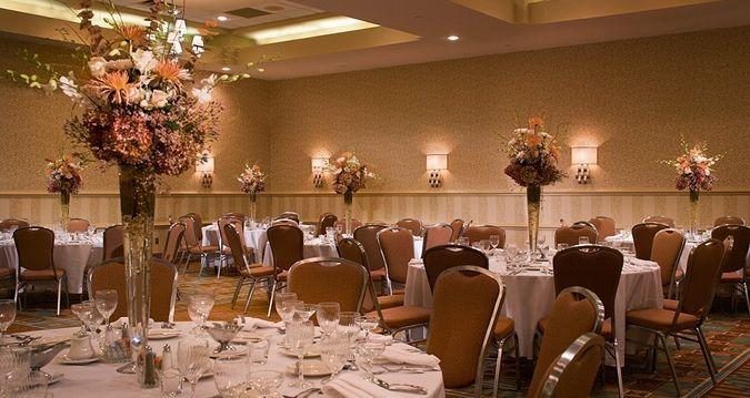 Hilton Boston-woburn Hotel, Massachusetts - Banquet Hall