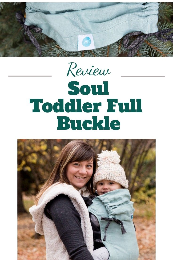 This toddler sized linen full buckle carrier is one of the most comfortable carriers I've tried yet, read my review to find out what we love about it.