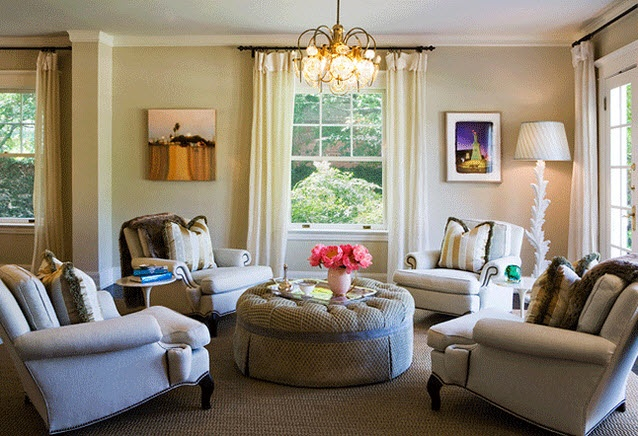 Top 4 Comfortable Chairs For Living Room: 61 Best Furniture Arrangement