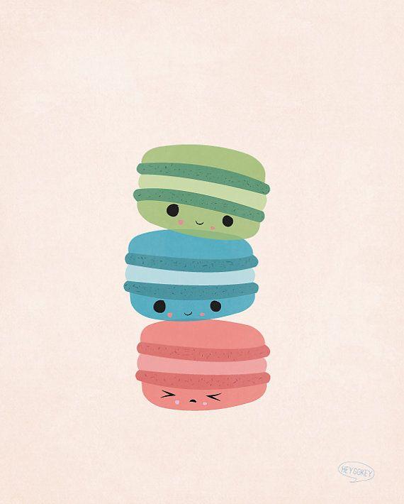 cute macaron