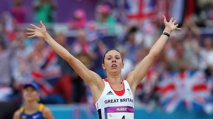 Samantha Murray wins silver in Woman's Modern Pentathlon