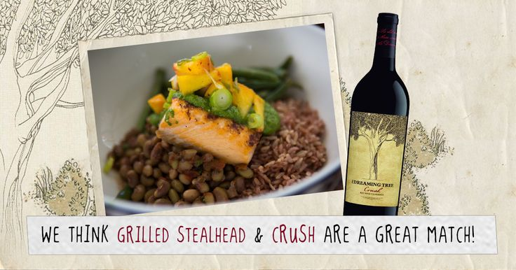 Pair a @dreaming_tree wine and recipe for a chance at a VIP trip to see #DMB live!