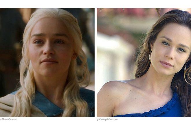 Qual seria o elenco de uma versao brasileira de Game of Thrones, já pensou? - Blue Bus