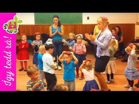 Gyerekek Így tedd rá!-ja :) - YouTube