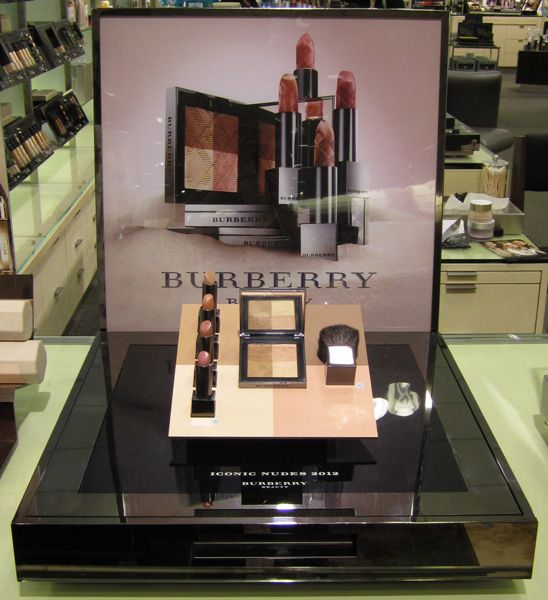 Burberry-Summer-2012-display, Swatches, Photos, Reviews