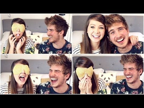 Uploaded a new video yesterday! What's In My Mouth w/ Joey Graceffa https://www.youtube.com/watch?v=gGe1vcpQ5tU